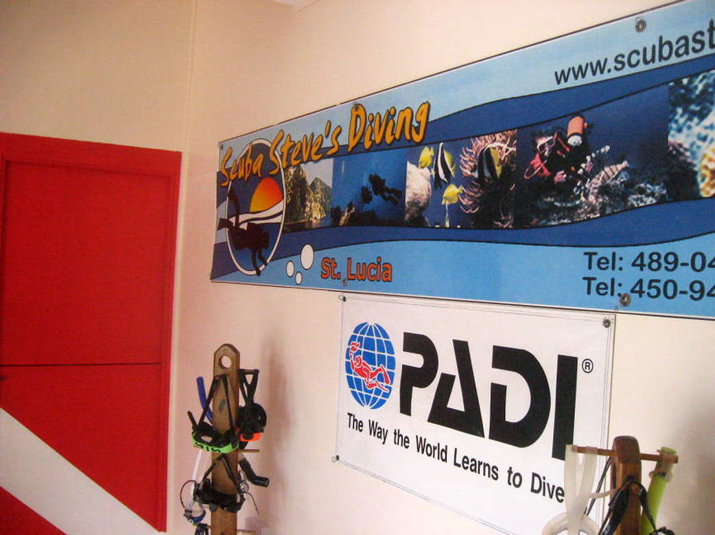 Dive Center (Inside)